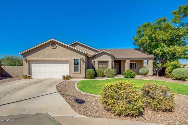 2223 N 74TH Place, Scottsdale, AZ 85257 (MLS #6117569) :: Dave Fernandez Team | HomeSmart