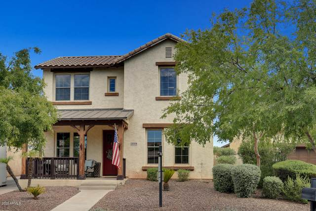 20358 W Springfield Street, Buckeye, AZ 85396 (MLS #6117571) :: Devor Real Estate Associates