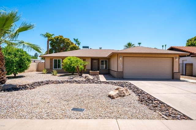 2307 E Loma Vista Drive, Tempe, AZ 85282 (MLS #6117582) :: Kepple Real Estate Group