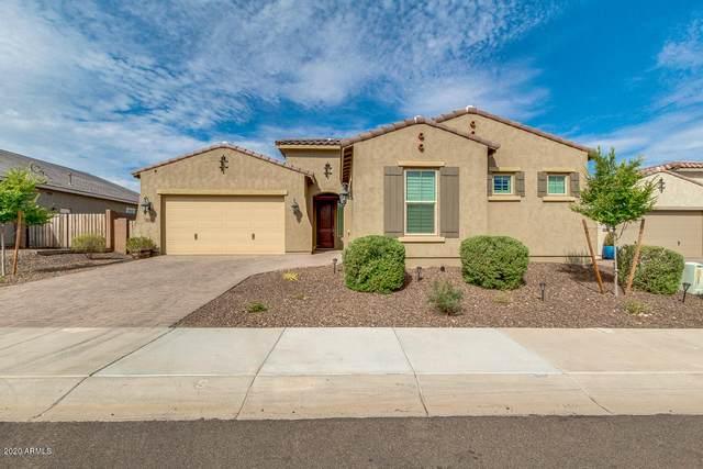 25984 N 96TH Lane, Peoria, AZ 85383 (MLS #6117585) :: Kepple Real Estate Group