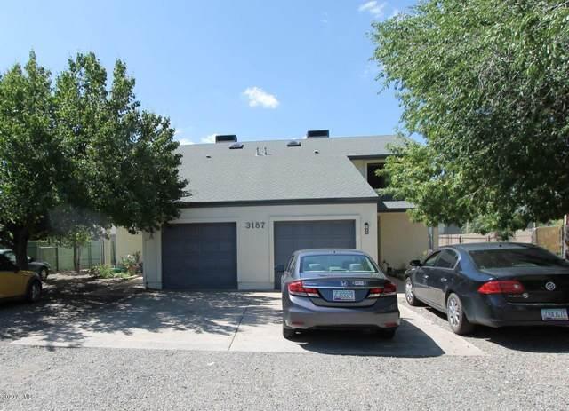 3187 N Bumblebee Drive, Prescott Valley, AZ 86314 (MLS #6117600) :: Lifestyle Partners Team