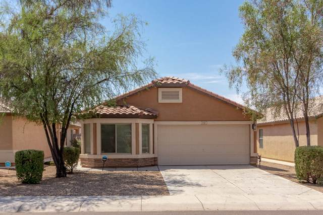 4161 E Azurite Road, San Tan Valley, AZ 85143 (MLS #6117605) :: Kepple Real Estate Group