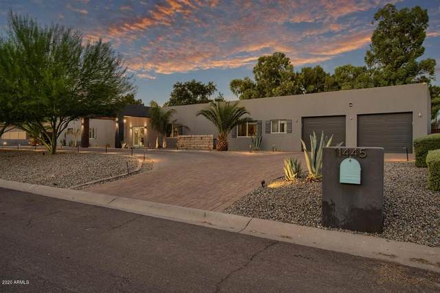 11445 N 66TH Street, Scottsdale, AZ 85254 (MLS #6117611) :: Lifestyle Partners Team