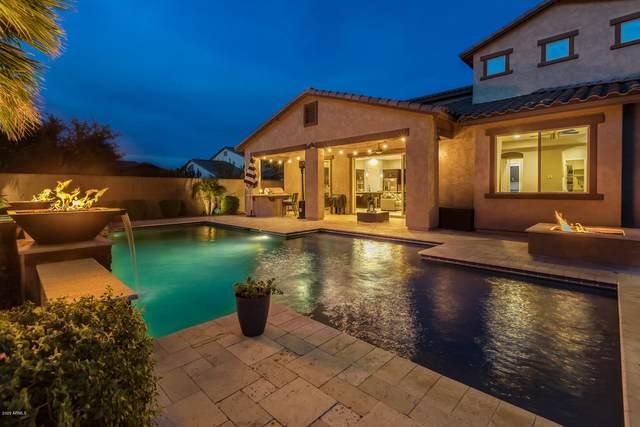 4954 S Newton Terrace, Mesa, AZ 85212 (MLS #6117624) :: Kepple Real Estate Group