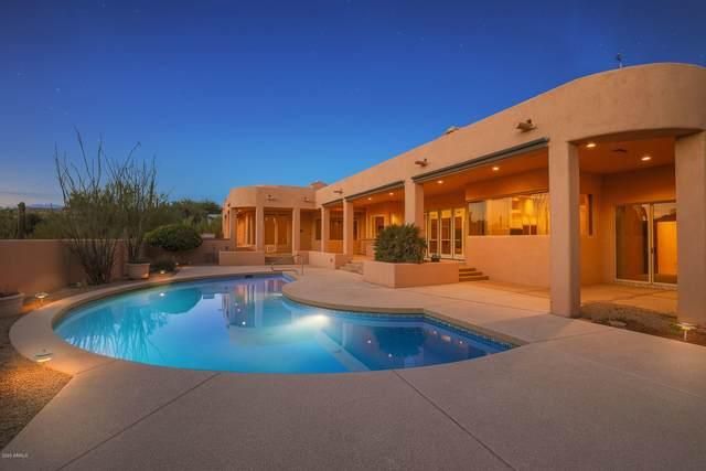 10570 E Ranch Gate Road, Scottsdale, AZ 85255 (MLS #6117631) :: Kepple Real Estate Group