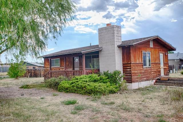 5664 Wildflower Drive, Lakeside, AZ 85929 (MLS #6117632) :: Lifestyle Partners Team
