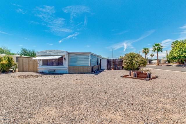 1802 S Sossaman Road, Mesa, AZ 85209 (MLS #6117633) :: Conway Real Estate