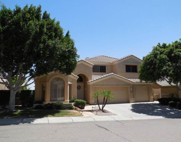 16007 S 7TH Street, Phoenix, AZ 85048 (MLS #6117654) :: Riddle Realty Group - Keller Williams Arizona Realty