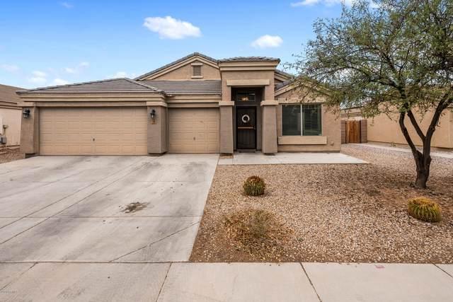 1760 E Caborca Drive, Casa Grande, AZ 85122 (MLS #6117731) :: Klaus Team Real Estate Solutions