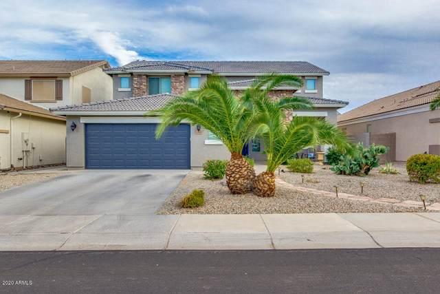1705 W Green Tree Drive, Queen Creek, AZ 85142 (MLS #6117736) :: Klaus Team Real Estate Solutions