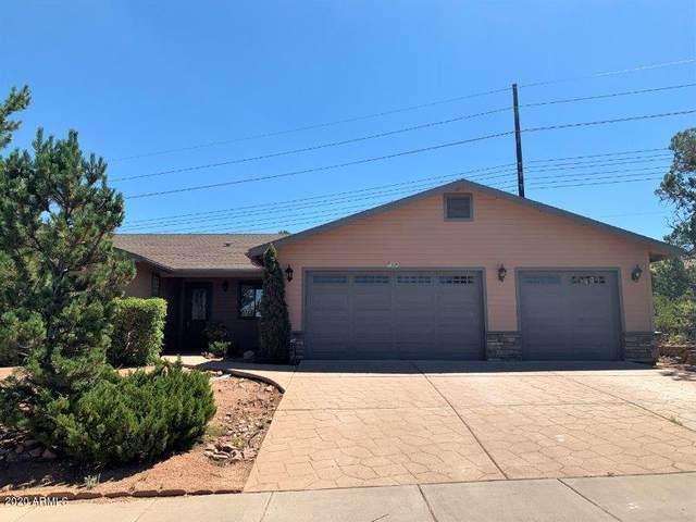 309 S Golden Bear Point, Payson, AZ 85541 (MLS #6117757) :: Klaus Team Real Estate Solutions