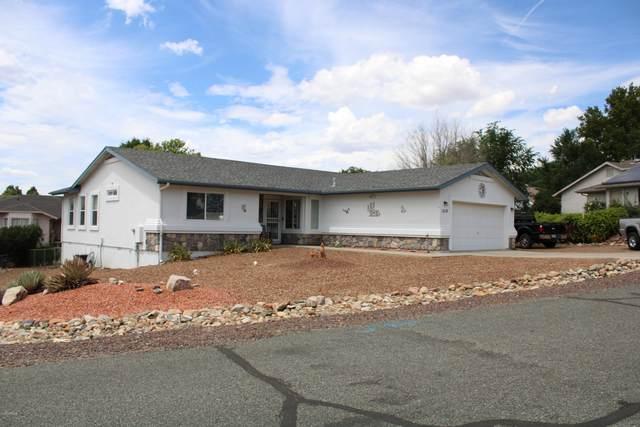 1210 N Oxbow Drive, Dewey, AZ 86327 (MLS #6117781) :: Lifestyle Partners Team