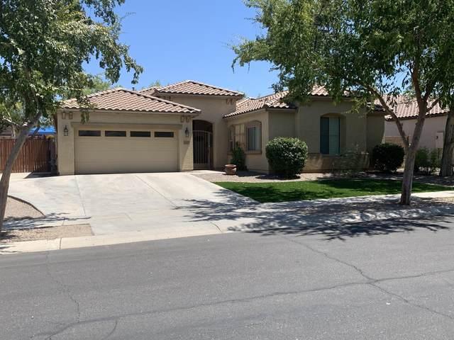 6303 S Banning Street, Gilbert, AZ 85298 (MLS #6117795) :: Conway Real Estate