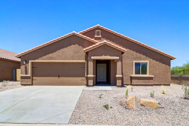 442 W Black Hawk Place, Casa Grande, AZ 85122 (MLS #6117818) :: Klaus Team Real Estate Solutions