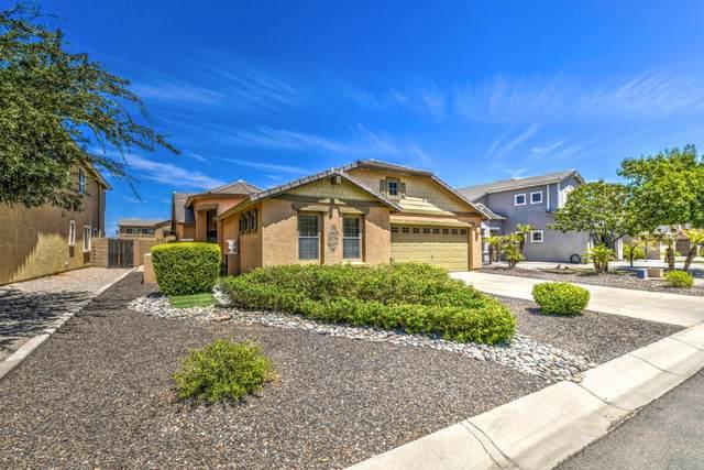 2624 W Silver Streak Way, Queen Creek, AZ 85142 (MLS #6117819) :: Klaus Team Real Estate Solutions