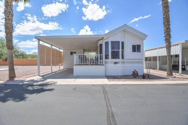 1110 N Henness Road #934, Casa Grande, AZ 85122 (MLS #6117830) :: Conway Real Estate