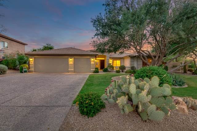 7623 E Wing Shadow Road, Scottsdale, AZ 85255 (MLS #6117851) :: The Everest Team at eXp Realty
