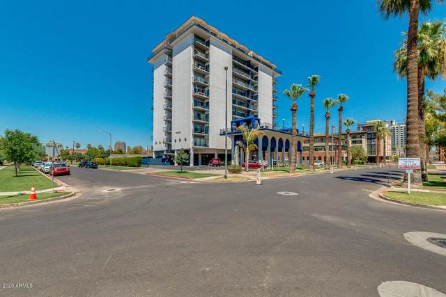 805 N 4TH Avenue #609, Phoenix, AZ 85003 (MLS #6117875) :: Conway Real Estate