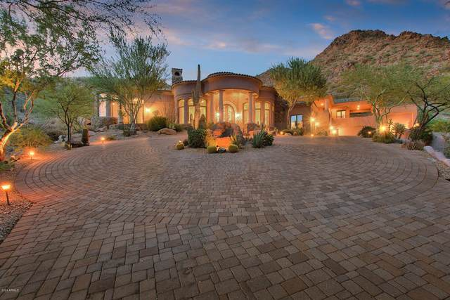 13046 E Corrine Drive, Scottsdale, AZ 85259 (MLS #6117923) :: Dijkstra & Co.