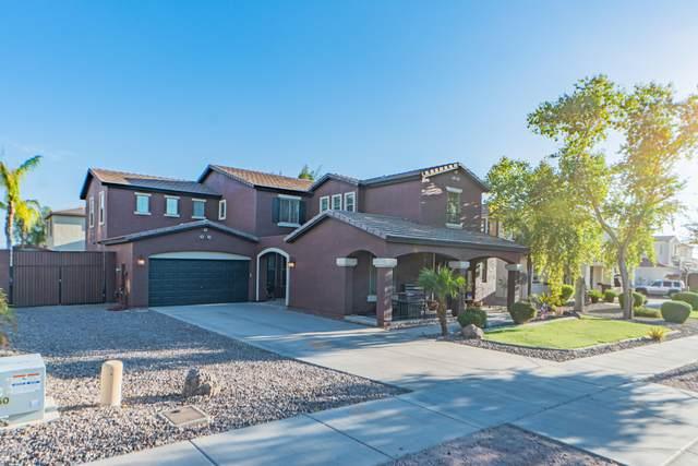 21983 E Cherrywood Drive, Queen Creek, AZ 85142 (MLS #6117940) :: Klaus Team Real Estate Solutions