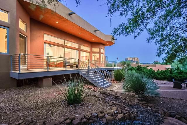 201 Windmere Court, Sedona, AZ 86336 (MLS #6117975) :: The Daniel Montez Real Estate Group