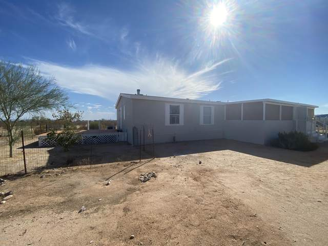 11432 N Cordell Street, Casa Grande, AZ 85194 (MLS #6117993) :: The W Group