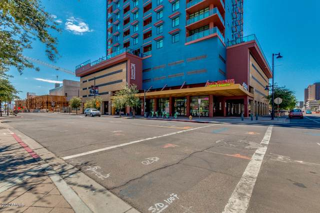 310 S 4TH Street #1603, Phoenix, AZ 85004 (MLS #6118006) :: The W Group