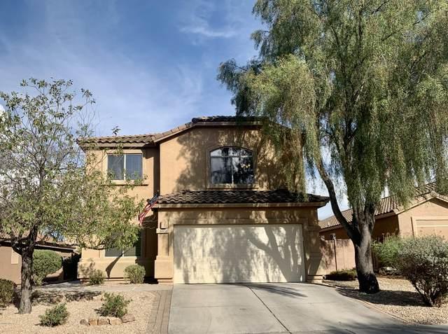 8852 N Twin Peaks Brook Road N, Tucson, AZ 85743 (MLS #6118035) :: The Daniel Montez Real Estate Group