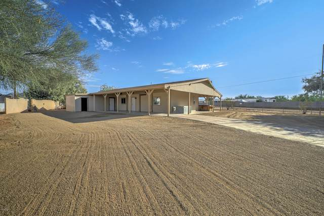 2150 N Monterey Drive, Apache Junction, AZ 85120 (MLS #6118045) :: Midland Real Estate Alliance