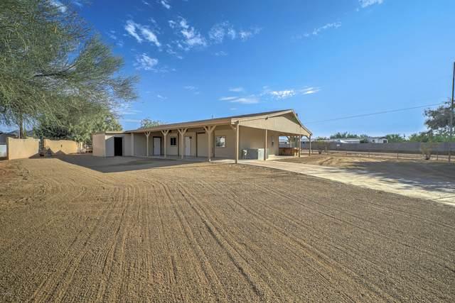 2150 N Monterey Drive, Apache Junction, AZ 85120 (MLS #6118045) :: Balboa Realty