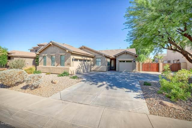 2158 E Glacier Place, Chandler, AZ 85249 (MLS #6118056) :: Klaus Team Real Estate Solutions