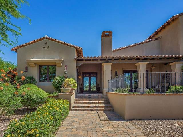 10126 E Havasupai Drive, Scottsdale, AZ 85255 (MLS #6118079) :: The Property Partners at eXp Realty