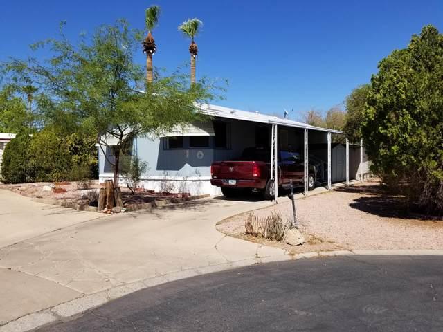 2650 W Union Hills Drive #373, Phoenix, AZ 85027 (MLS #6118114) :: Conway Real Estate
