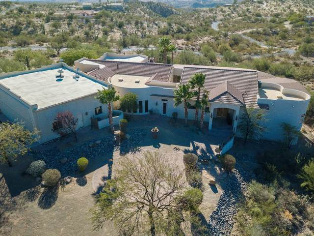 51313 N 293RD Avenue, Wickenburg, AZ 85390 (MLS #6118145) :: The Daniel Montez Real Estate Group