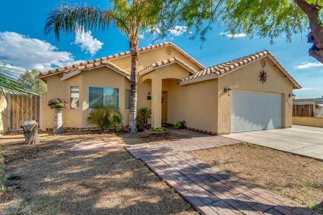 4134 E Darrow Street, Phoenix, AZ 85042 (MLS #6118180) :: Service First Realty