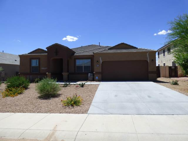 3650 N 306 Lane, Buckeye, AZ 85396 (MLS #6118181) :: Arizona 1 Real Estate Team