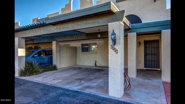 2225 E Catalina Drive, Phoenix, AZ 85016 (MLS #6118182) :: Service First Realty
