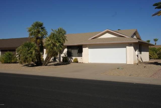 17911 N 136TH Way, Sun City West, AZ 85375 (MLS #6118186) :: Service First Realty