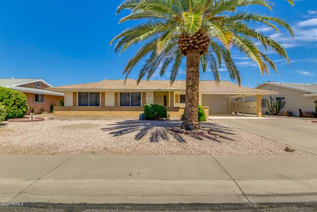 9829 N 101ST Avenue, Sun City, AZ 85351 (MLS #6118188) :: Service First Realty