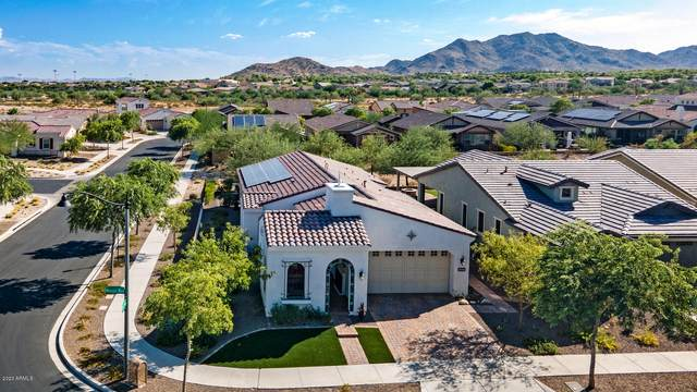 20703 W Hillcrest Boulevard, Buckeye, AZ 85396 (MLS #6118189) :: Service First Realty