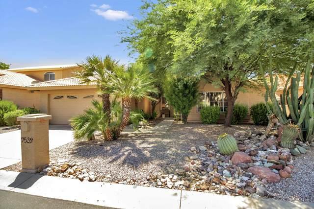 9529 E Arrowvale Drive, Sun Lakes, AZ 85248 (MLS #6118210) :: Brett Tanner Home Selling Team