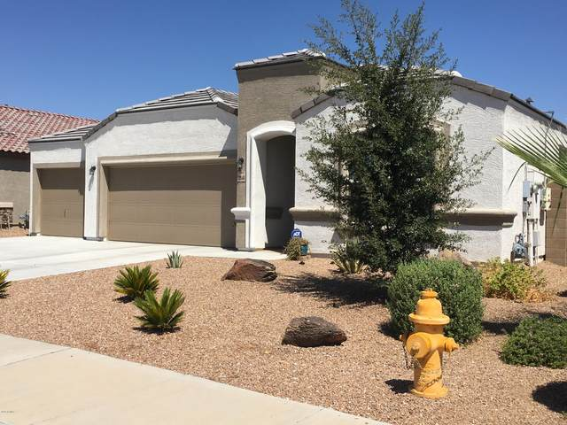 13646 W Paso Trail, Peoria, AZ 85383 (MLS #6118234) :: Riddle Realty Group - Keller Williams Arizona Realty