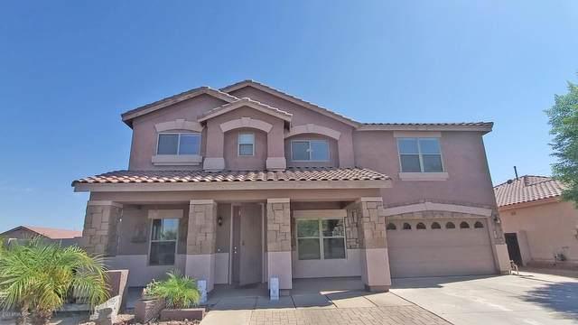 3887 S Ponderosa Drive, Gilbert, AZ 85297 (MLS #6118239) :: Arizona Home Group
