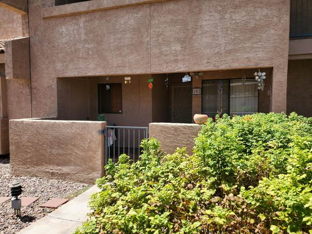 10828 N Biltmore Drive #102, Phoenix, AZ 85029 (#6118404) :: AZ Power Team | RE/MAX Results
