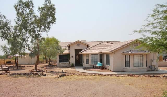 94 N Mountain View Road N, Apache Junction, AZ 85119 (MLS #6118481) :: Long Realty West Valley