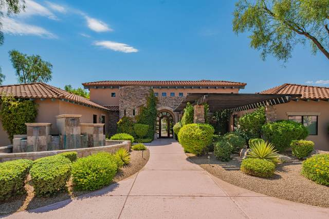 20660 N 40TH Street #1179, Phoenix, AZ 85050 (MLS #6118493) :: The Property Partners at eXp Realty