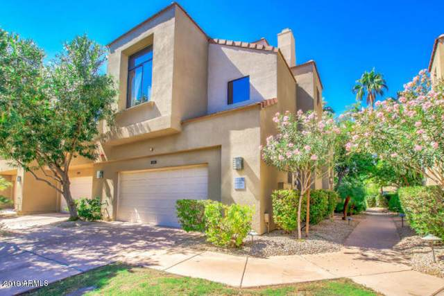 8989 N Gainey Center Drive #202, Scottsdale, AZ 85258 (MLS #6118522) :: Conway Real Estate