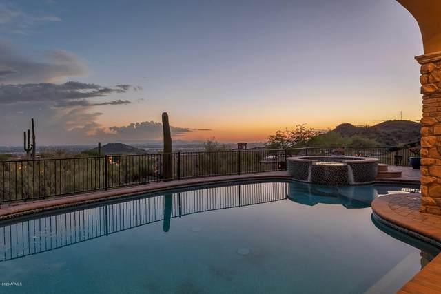 8358 E View Crest Circle, Mesa, AZ 85207 (MLS #6118524) :: BVO Luxury Group
