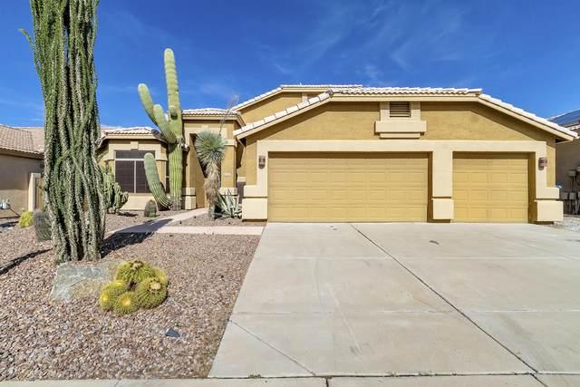 29415 N 46TH Place, Cave Creek, AZ 85331 (MLS #6118564) :: RE/MAX Desert Showcase