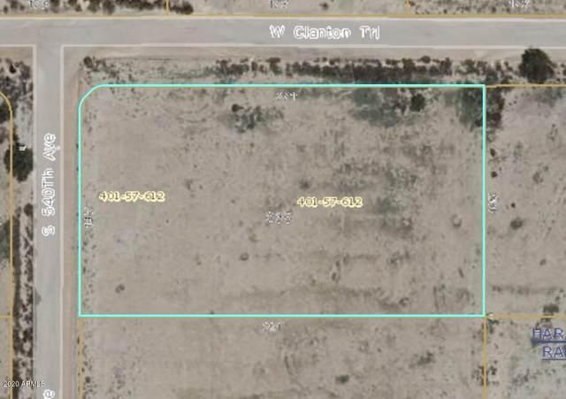9500 S 540th Avenue, Tonopah, AZ 85354 (MLS #6118567) :: RE/MAX Desert Showcase